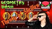 """geometry Dash"" - Theory of Skrillex (ns4ne Demon)"