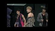 Super Junior Hot/sexy battle [leeteuk vs Siwon]