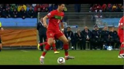 Cristiano Ronaldo vs North Korea (world Cup) 2010 Hd 720p by Hristow