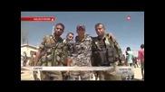 Терористите в Сирия започнаха масово да предават оръжията си