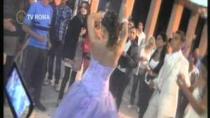 Сватбата на Цеко и Бети от Лом 16.09.2012 орк. Универс и Альоша