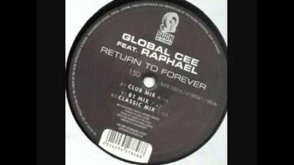 Доста Чаровни Мелодия и Звучене (транс, Trance) / Global Cee Feat. Raphael - Return To Forever