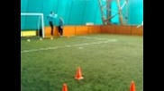 Goalkeeper Training for Jump