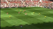 Fifa 11 - Manchester Utd vs Arsenal