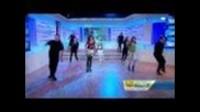 [hd] Bella Thorne & Zendaya - Dance Performance on Gma (18,march.2011)