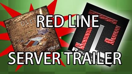 Red Line Minecraft - Trailer