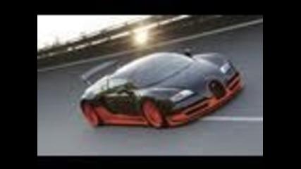 Super Insane: 2011 Bugatti Veyron Super Sport