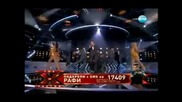 The X Factor Bulgaria - Raffi Boghossian - Nutbush City Limits (2011)