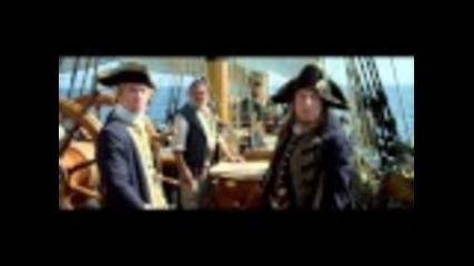 Pirates of the Caribbean Barbossa
