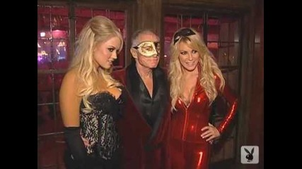Playboy Mansion Masquerade Party 2010