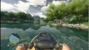 Far Cry 3 малко каране с джет