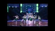 Tanc na pesenta Justin Bieber - Baby