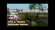 Gta Vice City Tips & Tricks - Unlockables Vehicles