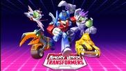 Angry Birds Transformers - Sony Xperia Z2 Gameplay