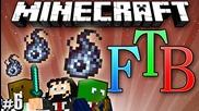 "Minecraft: Feed the Beast #6 ""alumentum & Marble tunnels"""