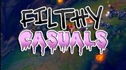 Instalok - Filthy Casuals (maroon 5 - Animals Parody)