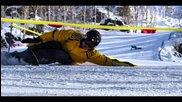 Екстремен Сноуборд Слалом - Русия