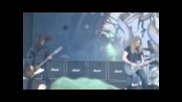 Saxon - Hammer of the Gods - live at Sauna Open Air 2011