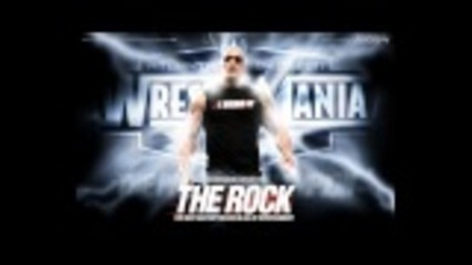 The Rock 2011 Theme Song
