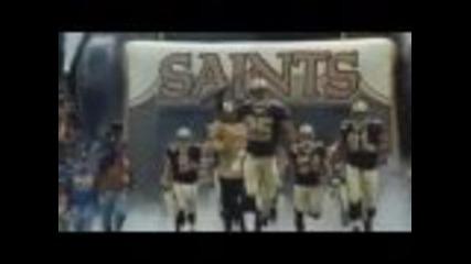 New Orleans Saints 2011 Music video