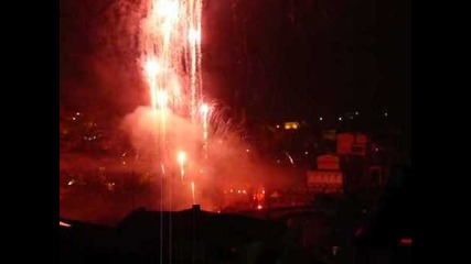 """Светлинно шоу във Велико Търново - """" Царевец """" 2012 (2 част)"""