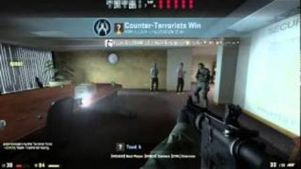 Counter Strike: Global Offensive - My Gameplay Multiplayer