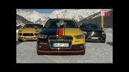 Porsche, Audi, Mercedes, Bmw - Sportscars mit 2.500 Ps