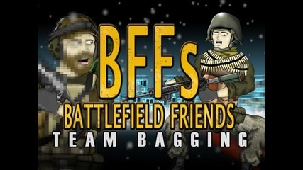Battlefield Friends (happy Hour) - Team Bagging