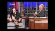 Lady Gaga - On Letterman *cd: Born This Way (may 23/11)