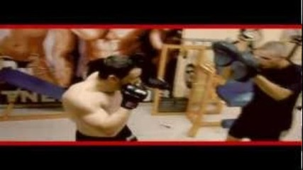 Kickboxing Training with ilko iliev (bulgaria 2012 Hd Movie)