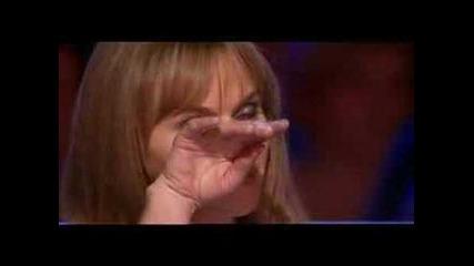 Britain's Got Talent - Madonna Decena - Audition.