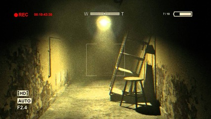 [нека Играем] Outlast - Gpb Gaming - геймплей #3