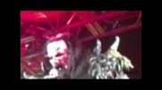 Lordi Live in Saint-petersburg 05.11.10 - Dynamite Tonite