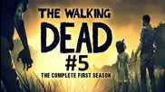The Walking Dead: Season One - Samsung Galaxy S3 Gameplay #5