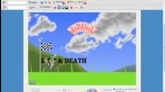 Happy Wheels - Part 1 - Too Many Deaths