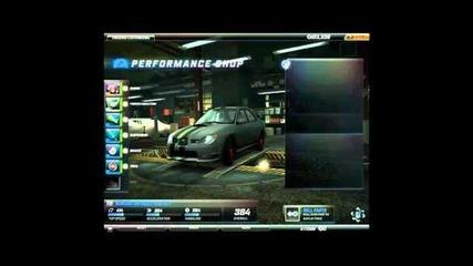 Nfs world gameplay + info