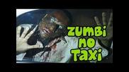 Pegadinha: Zumbi no Taxi (zombie in the taxi Prank)