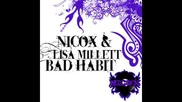 Nicox & Lisa Millett - Bad Habit (original Mix)