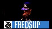 Fredsup | G B B B Seven To Smoke | Elimination