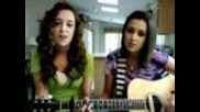 """eenie Meenie"" by Justin Bieber and Sean Kingston! (cover)"