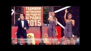 Рафи - Откриване на Годишни музикални награди на Бг Радио 2015