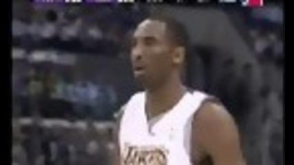 Kobe Bryant отбелязва 81 точки срещу Toronto Raptors