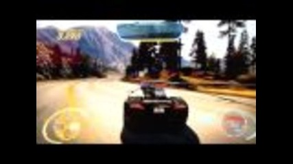 Need for speed hot pursuit - Gameplay