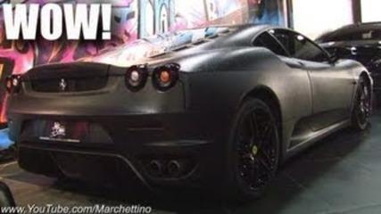 New!ferrari-super leather car(the Game`s car)
