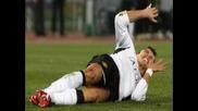 Кристиано Роналдо Смешни Футбол ~ New ~