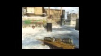 Black Ops | L96 | 1vs5 Snd Clutch