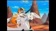 Hollow Ichigo vs Vizards