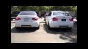 Alekshop - Akrapovic Exhaust Evo vs Slip-on Bmw M3