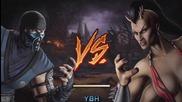Mortal Kombat 9 | Sub-zero Expert Ladder [2013]