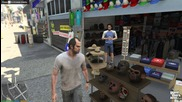 Grand Theft auto 5 Masks Мисия 32